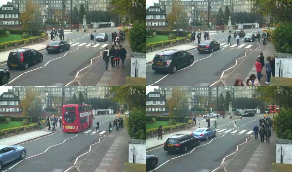 ABBEY ROAD BEATLES CRUCE